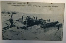 AK  LIBYA  GUERRA ITALO - TURCA   TRIPOLI - Libya