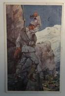 AK  RED CROSS ROTES KREUZ   OFFIZIELLE KARTE  NR. 269. - Rotes Kreuz