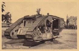 Ieper, Ypres, Le Tank, Place De La Station (pk45250) - Ieper