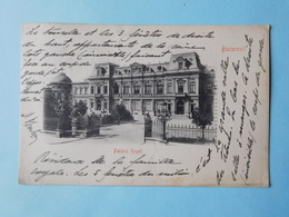 Bucuresci 1906  Palatul Regal - Roumanie