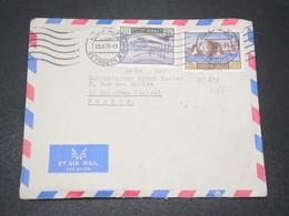 LIBAN - Enveloppe De Beyrouth Pour Paris En 1970 - L 15472 - Liban
