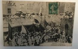 AK  LIBYA  TRIPOLI   BEDOUINES  1907. - Libyen