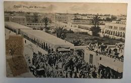 AK  LIBYA  TRIPOLI  FETE DES MARABOUTS  1907. - Libyen