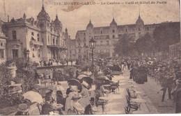 MONTE CARLO LE CASINO  CAFE ET HOTEL DE PARIS/CPA/(dil352) - Monte-Carlo