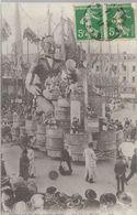 Alpes Maritimes CARNAVAL DE NICE 1913  Pilules Du Diable - Carnaval