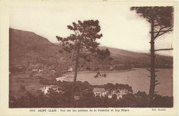 CPA Le Lavandou - Saint Clair Vue Sur Les Pointes De La Fossette Et Cap Nègre ~1930 #02 - Le Lavandou