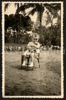Photo Postcard / Foto / Photograph / Fille / Girl / Marie-Chantale (?) - Photographie