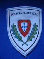PORTUGAL PORTUGUESE FOREST GUARD GUARDA FLORESTAL PATCH 105mm - Police