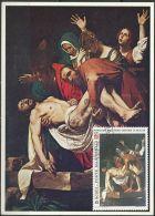 ORDEN VON MALTA 1983 Maestri Della Pittura 1 MK/MC - Malta (Orden Von)