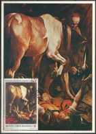 ORDEN VON MALTA 1984 Maestri Della Pittura 3 MK/MC - Malta (Orden Von)