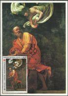ORDEN VON MALTA 1985 Maestri Della Pittura 5 MK/MC - Malta (Orden Von)