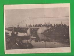 Ponte Sul Livenza Friuli Fanti Regio Esercito - Oorlog, Militair