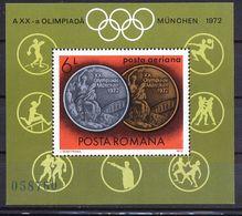 A5285) Rumänien Romania Block 100 Und 101 ** MNH - 1948-.... Republiken