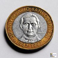 Dominican Republic - 5 Pesos - 1997 - Dominicaine