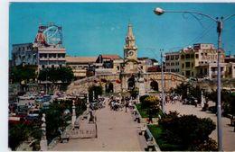 Colombia. Cartagena. Plaza De Los Màrtires. Red Meter. VG. - Colombia