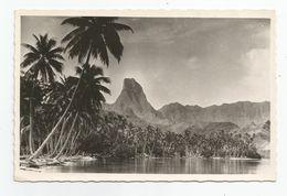 Tahiti Moorea Bord De Mer Ed Simone Leverd Et Tillet - Tahiti