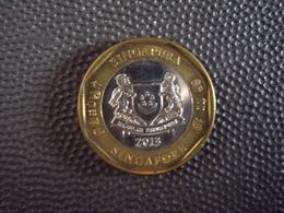 SINGAPOUR= UNE MONNAIE DE 1 DOLLAR DE 2013 - Singapur