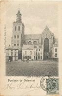 Souvenir De Tirlemont - Eglise St. Germain - 1900 - Tienen