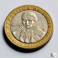 Chile - 100 Pesos - 2001 - Chile