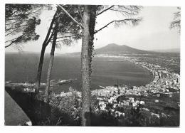 CASTELLAMARE DI STABIA - PANORAMA DA MONTE FAITO  - NV FG - Castellammare Di Stabia