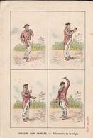"""RARE-CALENDRIER Les 6 Premiers Mois De 1904--MARSEILLE-Maison JOUNET-savons """" La Grappe """"-( Allumettes )-voir 2 Scans - Sonstige"""