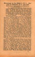 """Erinnerungen An Das Gefecht S.M.S. """"Iltis Gegen Die Taku-Forts /Artikel,entnommen Aus Zeitschrift /Datum Unbekannt - Books, Magazines, Comics"""