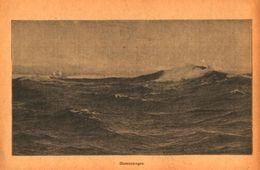Meereswogen /Druck,entnommen Aus Zeitschrift /Datum Unbekannt - Books, Magazines, Comics
