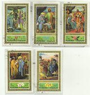 Fujeira 1971, Storie Della Vita Di Cristo (o), Serie Completa - Fujeira