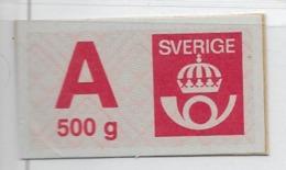1981 MNH Sweden, Parcel Stamps - Ongebruikt