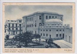PANAMA. PALACIO DE JUSTICIA. FOTO FLATAU. ENTERO POSTAL POSTAL STATIONERY.-TBE-BLEUP - Panama