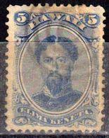 HAWAI - HAWAII - Etats-unis - U. S. A. - 1882 - N° 31 Oblitéré - Hawaii