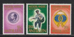 Nedelandse Antillen 1973  NVPH Nr. 472-474  MNH - Curacao, Netherlands Antilles, Aruba