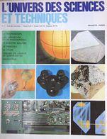 Univers Sciences Techniques 7 Microscope Monocristal Spectre Solaire Tour Liberté Contraite Archimède - Encyclopedieën