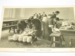 C.P.A. - Asie - Corée Du Nord - Wonsan - Après Les Repas -1910 - SPL  (T21) - Corée Du Nord