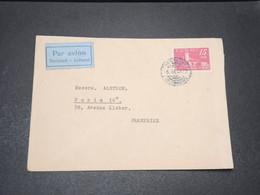 FINLANDE - Enveloppe De Helsinki Pour La France En 1947 , Par Avion - L 15512 - Finland