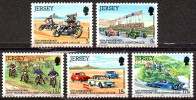 JERSEY 1980 60th Anniversary Of Jersey Motor-Cycle And Light Car Club - Jersey