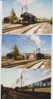 Photographie - Train - Locomotive - Luxembourg - H1 CFL 5519 + Rame Hv Wegmann - N° 2W - Trains