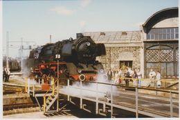 Photographie - Train - Locomotive - Luxembourg - H1 50 3666 Vennbahn - N° 2N - Trains