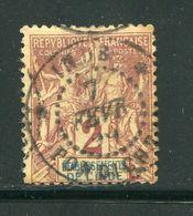 INDE- Y&T N°2- Oblitéré (très Belle Oblitération!!!) - Used Stamps