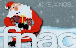 *FRANCIA - GIFT CARD - NATALE* - NUOVA - Gift Cards
