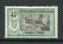 INDE- Y&T N°37- Neuf Avec Charnière * - Unused Stamps