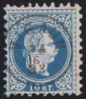 VIGAUN - BEGUNJE, 38 II, 10 Kr., Fine Impression, Klein 5520 A - 1850-1918 Empire