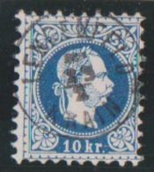 LENGENFELD - DOVJE, 38 II, 10 Kr., Fine Impression, Klein 2608 - 1850-1918 Empire