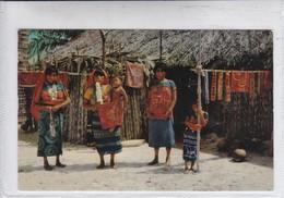 PANAMA. INDIA DE SAN BLAS, ATAVIOS TIPICOS. H S CROCKER CO. ETHNIC FOLK-TBE-BLEUP - Panama