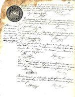 C) ECUADOR, SELLO DE LA REPUBLICA DE ECUADOR AÑO 1877 - 1878 III - Stamps