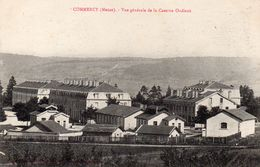 CPA COMMERCY - VUE GENERALE DE LA CASERNE OUDINOT - Commercy