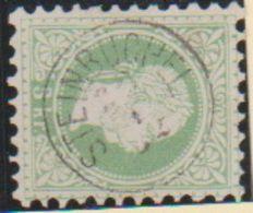 STEINBÜCHEL - KAMNA GORICA, 36 II, 3 Kr., Fine Impression, Klein 4974 A - 1850-1918 Empire