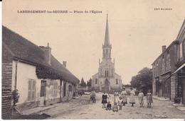 LABERGEMENT LES SEURRE - Place De L'Eglise - France