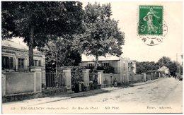 91 RIS-ORANGIS - La Rue Du Pont - Ris Orangis