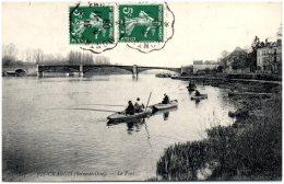 91 RIS-ORANGIS - Le Pont - Ris Orangis